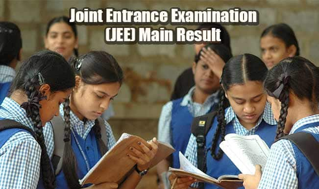 Joint Entrance Examination (JEE) Main Result declared: Cut-off mark dips to 105 from 115