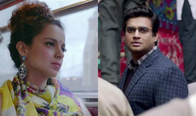 Tanu Weds Manu Returns song Move on: Are Kangana Ranaut and R Madhavan fed up of each other?