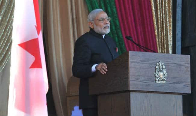 Hinduism not a religion but a way of life: Narendra Modi