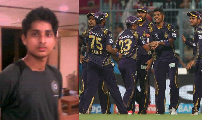 Ankit Keshri honoured by Kolkata Knight Riders as 16th man against Rajasthan Royals