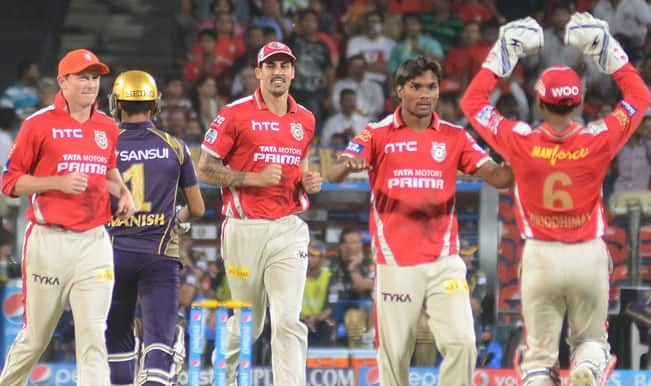 KXIP skipper George Bailey laments poor batting and fielding in loss to KKR
