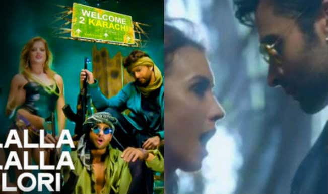 Welcome to Karachi song Lalla Lalla Lori: Arshad Warsi and Jackky Bhagnani's song makes a mess of the lullaby! (Watch Video)