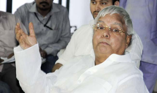 Janata Parivar: Lalu Prasad Yadav discounts fighting on separate election symbol