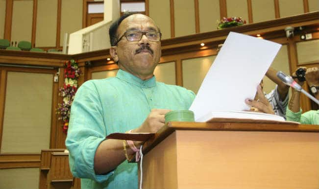 Laxmikant Parsekar says Fabindia cannot be blamed, faults staffers