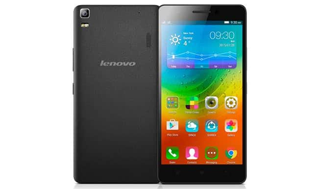 Lenovo launches A7000 at Rs 8,999