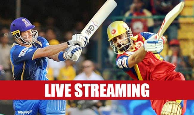 Rajasthan Royals vs Royal Challengers Bangalore, IPL 2015: Watch Free Live Streaming and Telecast of RR vs RCB on Star Sports Online