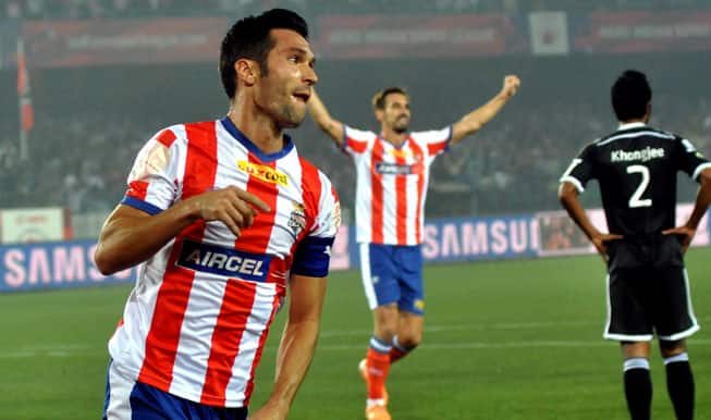 Atletico de Kolkata star Luis Garcia wants to play in Indian Super League 2015
