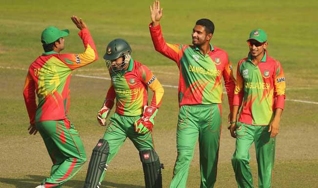 टी-20 : बांग्लादेश ने पाकिस्तान को 7 विकेट से हराया