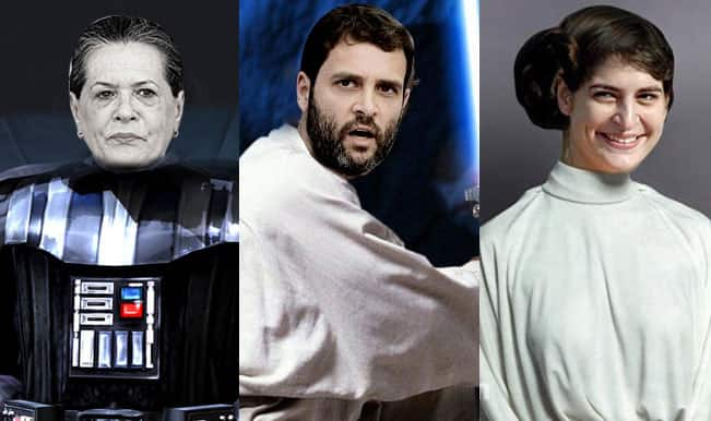 Star Wars Special: What if the Gandhi family were the Skywalkers?