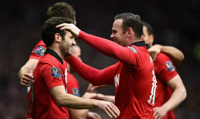 Manchester United vs Manchester City Live Streaming and Score: Watch Live Telecast Online of MUN vs MANC Barclays Premier League 2014-15 Match