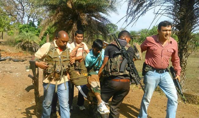 High alert in Maoist-hit districts post-Chhatisgarh attack