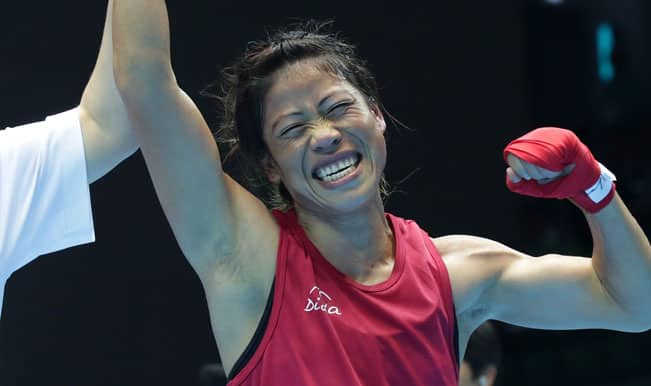 Mary Kom permitted to train individually for Rio Olympics 2016 trials