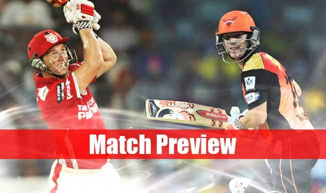 Kings XI Punjab vs Sunrisers Hyderabad IPL 2015 Match 27 Preview: KXIP, SRH eye much needed win in troubled IPL campaign