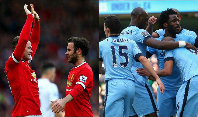 Manchester United vs Manchester City Live Score Updates, Barclays Premier League 2014-15: FULL TIME - MANU 4-2 MANC