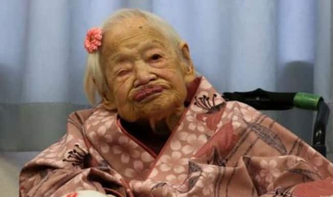 oldest japanese porn star