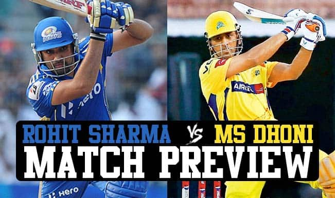 Mumbai Indians vs Chennai Super Kings IPL 2015 Match 12 Preview: Can MI find success against daunting CSK?