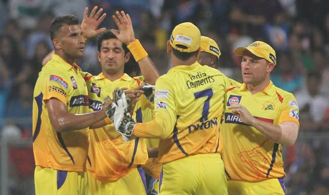 MS Dhoni heaps praise on CSK bowlers for performance against Mumbai Indians