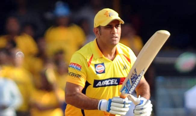 IPL 2015: MS Dhoni takes blame for CSK's defeat to Rajasthan Royals