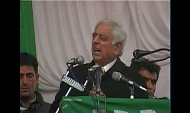 Mufti Muhammad Sayeed hopes more tourists visit Kashmir this year