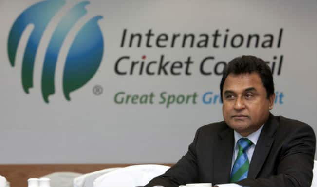 Mustafa Kamal resigns as ICC President due to differences with N Srinivasan: Reports