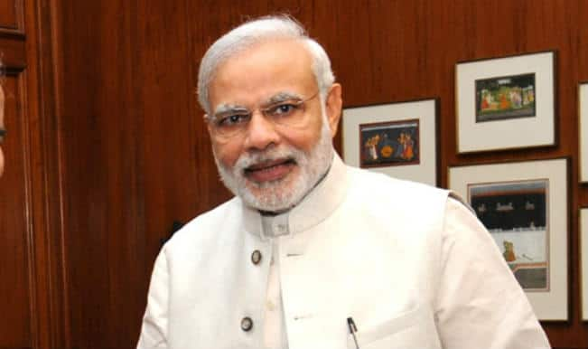 Narendra Modi says India for dialogue with Pakistan in violence-free environment