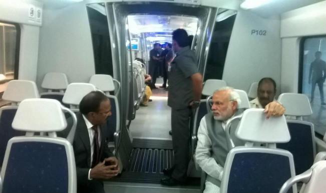 delhi airport metro