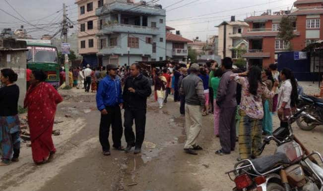 Devastation in Kathmandu; 8.1-magnitude earthquake hits Nepal: CENC