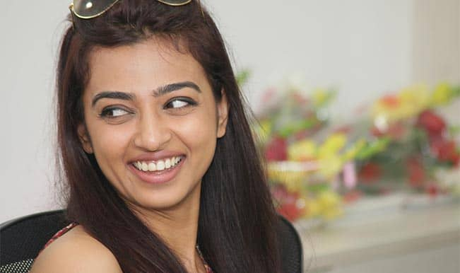 Radhika Apte: Pay disparity between male, female actors frustrating
