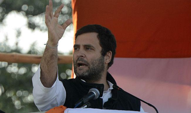 राहुल 19 को किसान रैली को संबोधित करेंगे