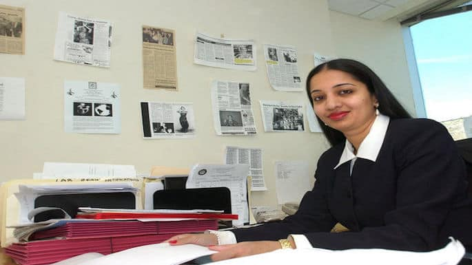 New York's First Indian American Woman Judge Also Accomplished Indian Classical Dancer