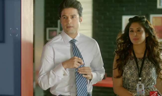 Reporters promo: Rajeev Khandelwal and Kritika Kamra make promising comeback on TV!