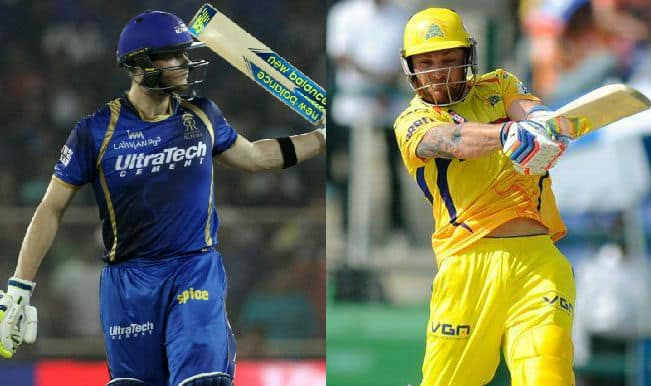 Rajasthan Royals vs Chennai Super Kings, IPL 2015, 15th Match: Steve Smith and Brendon McCullum among 5 key players for RR vs CSK clash