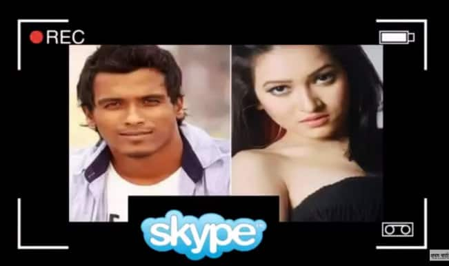 Shocking video: Bangladesh's Rubel Hossain threatens to release hot and explicit pictures of girlfriend Naznin Akter Happy!