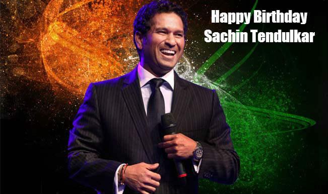 Happy Birthday Sachin Tendulkar: The God of Cricket Turns 42