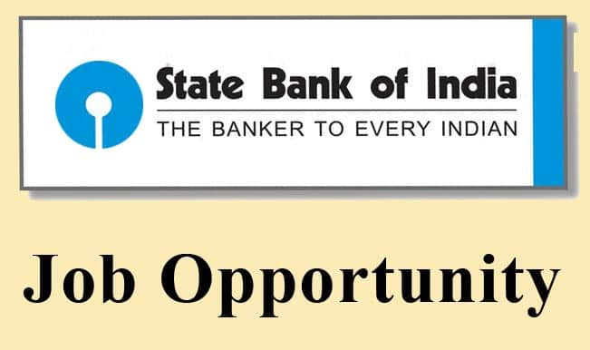 STATE BANK OF INDIA RECRUITMENT PDF DOWNLOAD
