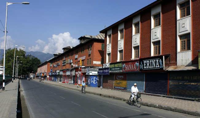 अलगाववादियों के बंद से कश्मीर में जनजीवन प्रभावित
