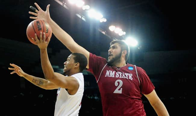 Sim Bhullar joins Sacramento Kings; becomes first Indian origin player to join NBA team roster