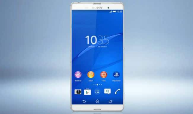 Sony Xperia Z4 launched: Features 20.7 MP camera, 2930 mAh battery and Android Lollipop 5.0