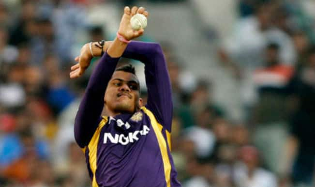 Sunil Narine cleared of illegal action; to play for Team Kolkata Knight Riders in IPL 2015!