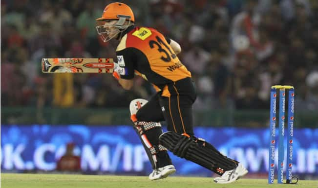 Kings XI Punjab vs Sunrisers HyderabadCricket Highlights: Watch KXIP vs SRH IPL 2015 Full Video Highlights