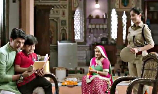 Diya Aur Baati Hum recap: Sandhya and Sooraj can't meet son Vansh; Ankur sends legal notice