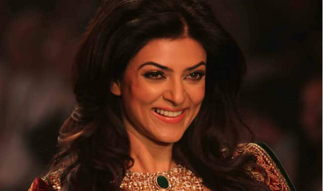 Sushmita Sen makes her dad proud, once again