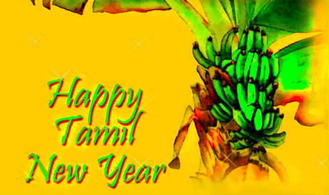 Attractive Happy Tamil New Year 2015: Tamil Nadu Celebrates New Year   India News,  India.com