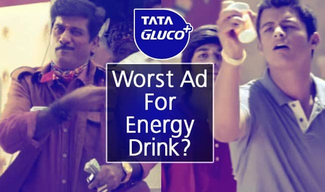 TATA Gluco Plus: The worst advert for an energy drink? (Watch Full Video)