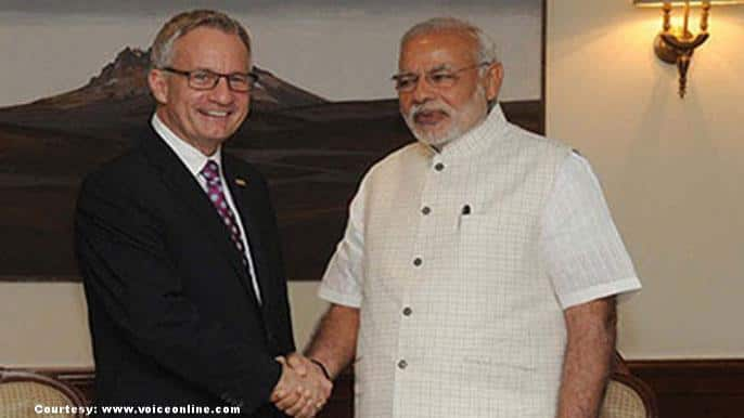 Modi Visit Shows 'Real Commitment' to Improving ties, Says Canadian Minister