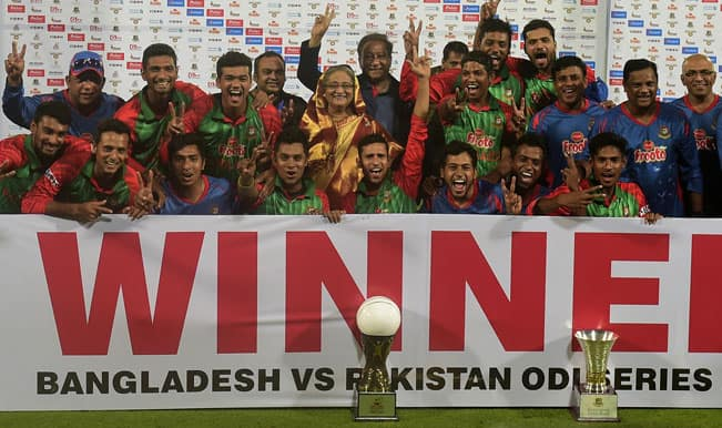 Bangladesh vs Pakistan One-off T20 2015: BAN register maiden T20 win over PAK