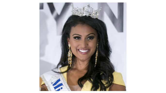 Miss America Nina Davuluri to Throw Out First Pitch at Phillies vs Nationals
