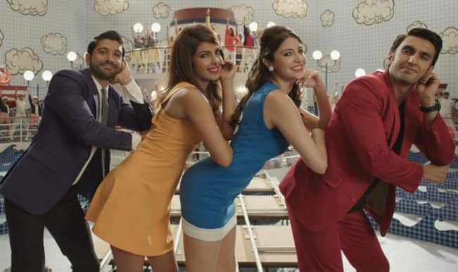 Dil Dhadakne Do title song: Oh-so-cool and colourful but nothing extraordinary