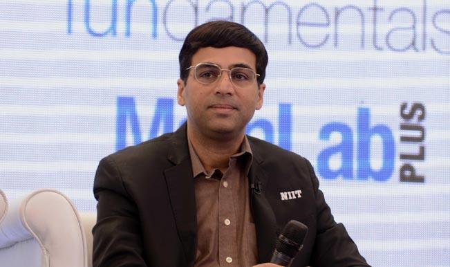 Viswanathan Anand held again in Shamkir Chess Tournament