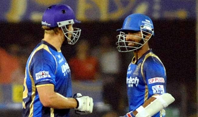 Kolkata Knight Riders vs Rajasthan Royals, IPL 2015 25th Match: Ajinkya Rahane, Gautam Gambhir complete the 5 key players for KKR vs RR match
